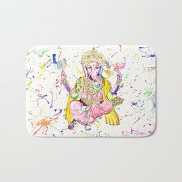 The Elephant God Ganesh, Ganesha Bath Mat