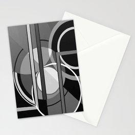 LOVE BW NEGATIVE Stationery Cards
