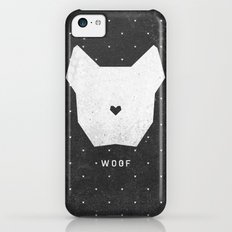 WOOF Slim Case iPhone 5c