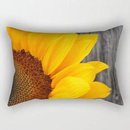 Sunflower Docks Rectangular Pillow