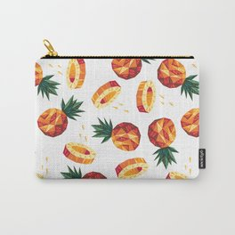 Edgy Pineapple Carry-All Pouch