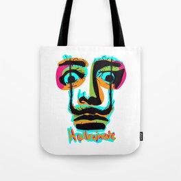 Hallucinate Dali Tote Bag