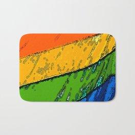 Equality Colors Bath Mat