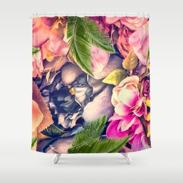 Flower dream Shower Curtain