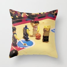 Oh my lego ! Don't do that ! Throw Pillow