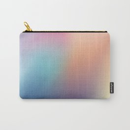 Gradient flow Carry-All Pouch
