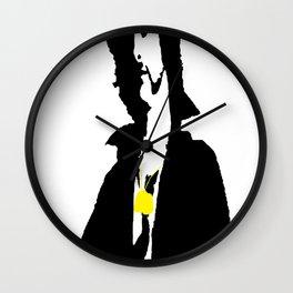 Bryce Boytanya Wall Clock