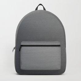 Brushed Metal Backpack