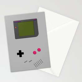 Gameboy iphone / ipod Stationery Cards