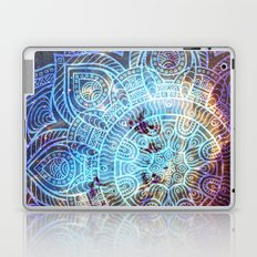 Space mandala 16 Laptop & iPad Skin