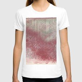 Sand storm on Israel T-shirt