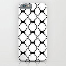 B&W pattern iPhone 6s Slim Case