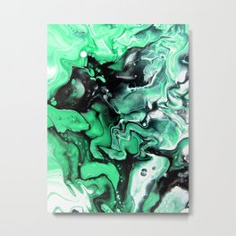 Minty Fresh for Everybody Metal Print