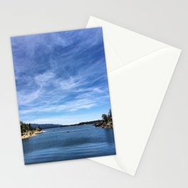 Big Bear Lake Stationery Cards