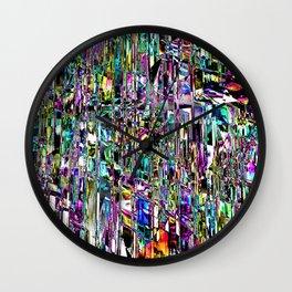 Semi-Precious Wall Clock