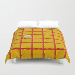 Crackers! Duvet Cover