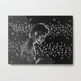 Zayn on stage Metal Print
