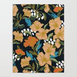 Flowering sweet bloom 03 Poster
