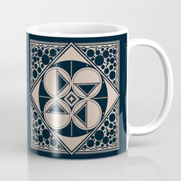 Dar Forma - Tan Coffee Mug