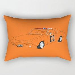 General Lee Rectangular Pillow