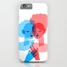 Holding Hands Slim Case iPhone 6s