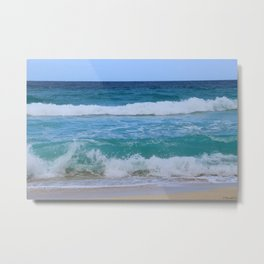 Ft. Hase Beach Metal Print
