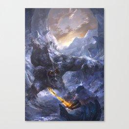 LW 03 Canvas Print