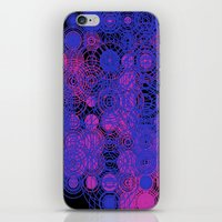 lace iPhone & iPod Skins featuring Lace by SBHarrison