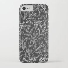 Silver Branches iPhone 7 Slim Case