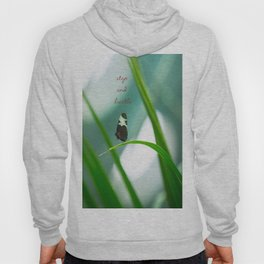 Stop and Breathe - A Reminder Hoody