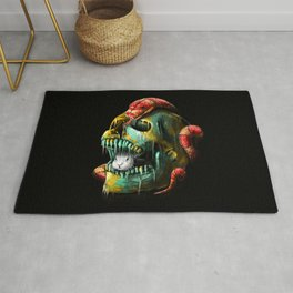 Fear and Desire Rug