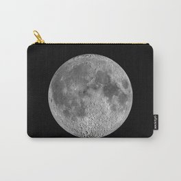 Nasa Picture 18: moon nearside Carry-All Pouch