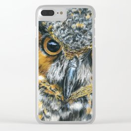 Octavious by Teresa Thompson Clear iPhone Case