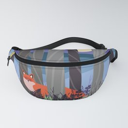 Magical Woodland (St. Norbert) Fanny Pack