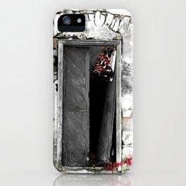 CRETAN DOOR no3-c iPhone Case