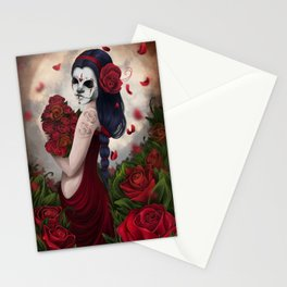 Muerte Stationery Cards