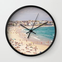 Bondi Beach  Wall Clock