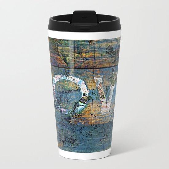 Rough Love Metal Travel Mug