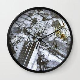 Dolerite 03 Wall Clock