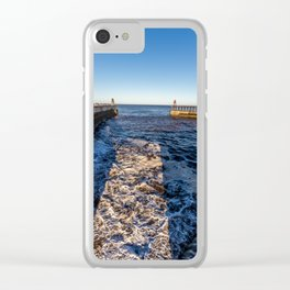 Sheltered Clear iPhone Case