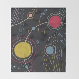 Universe Throw Blanket