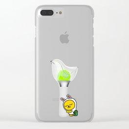 love ahgabong! Clear iPhone Case