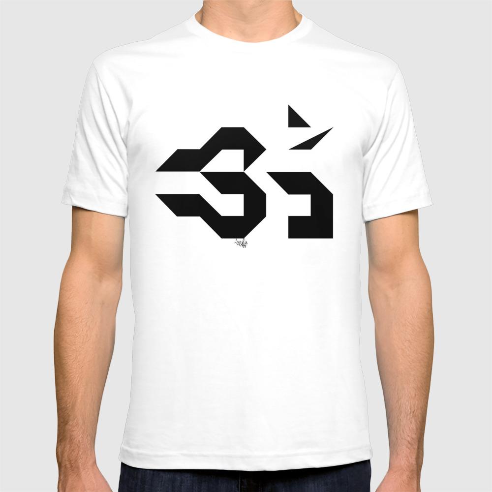 Om - Sweet Vibrations T-shirt by Veeladwa TSR775159