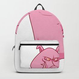 Dab Dabbing Pig Funny Backpack