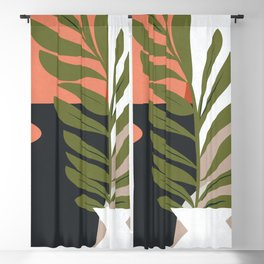 Abstract Art 40 Blackout Curtain