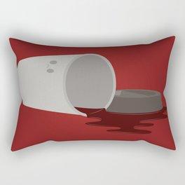 Café Noire Rectangular Pillow