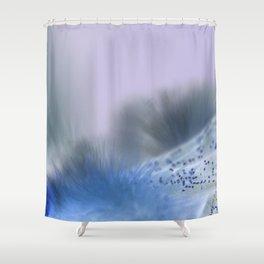 Bee LandScape Shower Curtain