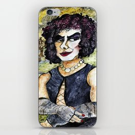 Mona Frankenfurter iPhone Skin