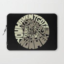 Oogie Boogie Laptop Sleeve
