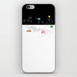 City Fun iPhone Skin